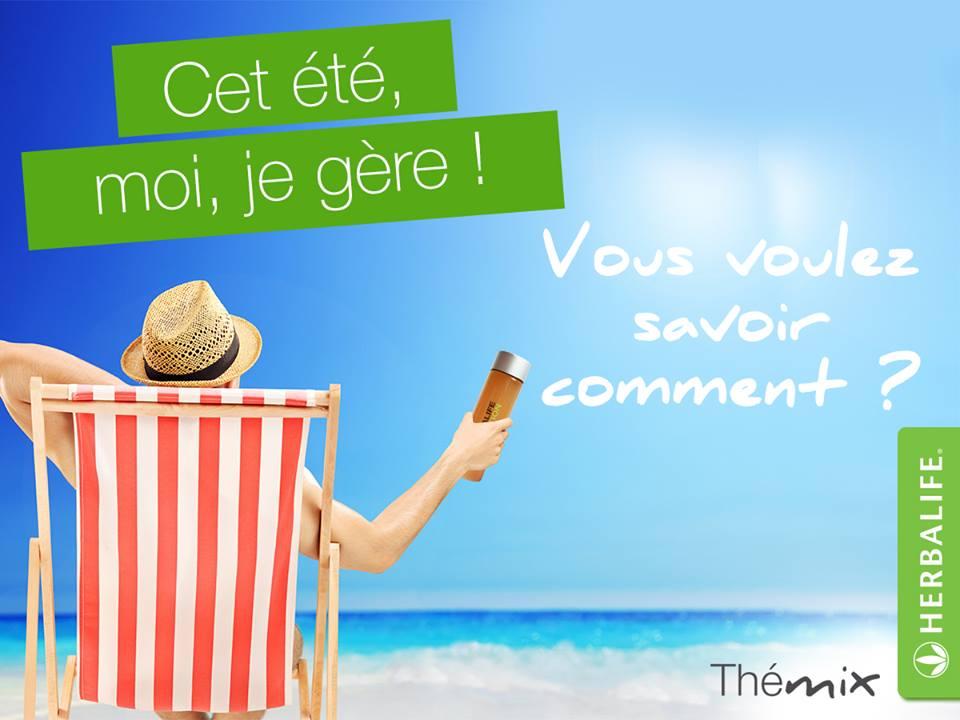 Vacances avec Thémix