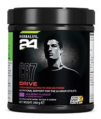 CR7drive Herbalife